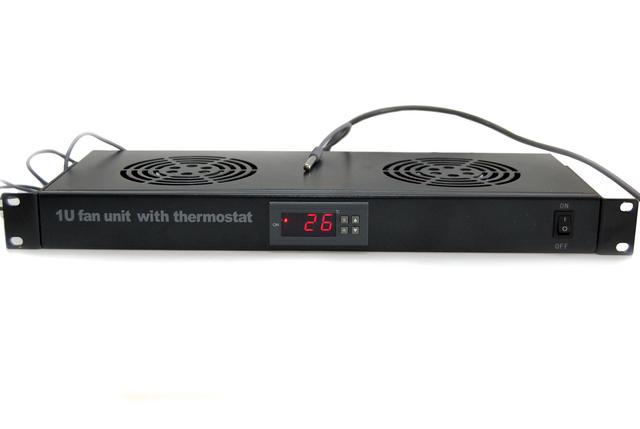 вентиляторный модуль с термостатом